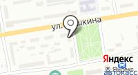 Антенна Телесемь на карте