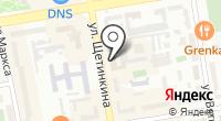 Абакангражданпроект на карте