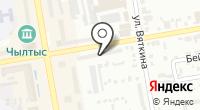 Вет-Ал на карте