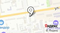 Стройка в Хакасии на карте