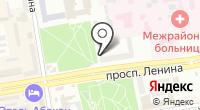 Оптика на Ленина на карте