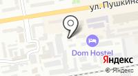 АЛВО на карте