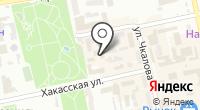 Центр оказания услуг на карте