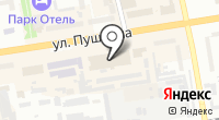 Саян-Обувь на карте