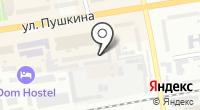 АистПлюс на карте