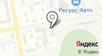 Август Мото на карте