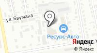 Пинта-Абакан на карте