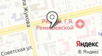 Офтальмологическая больница им. Н.М. Одежкина на карте