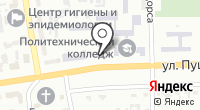 Анкара на карте
