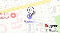 Чалпан на карте