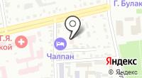 Хакасская ветеринарная лаборатория на карте