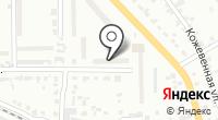 Хакасская республиканская специальная библиотека для слепых на карте