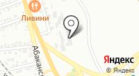 Альянс-Авто-Абакан на карте