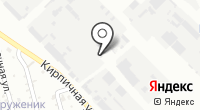 Росчермет на карте