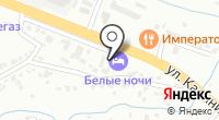 Шиномонтажная мастерская на Красногорской 2-ой на карте
