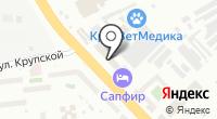 Кедр-Лизинг на карте