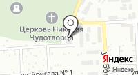 Учебно-методический центр по ГО на карте