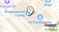 Флэш-М на карте