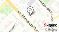 Центр профессиональной подготовки специалистов транспортно-дорожного комплекса на карте