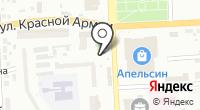 Центр шиносервиса на карте
