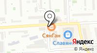 Шиномонтажная мастерская на Новосибирской на карте