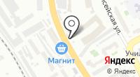 Disk сервис на карте