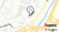 Сибирская соляная компания на карте