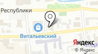 УРАЛСИБ на карте