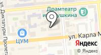 Координационный центр по ценообразованию и строительству на карте