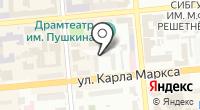 Красноярский краевой клуб спелеологов на карте