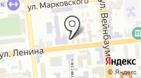 Теплофон на карте