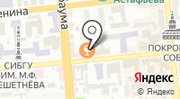 Центр информатизации системы образования на карте
