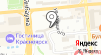 Сибирский Региональный Межвузовский Центр на карте