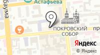 Сибирь-Инвест на карте