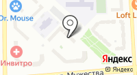 Капитошка на карте