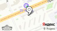 Автокредит на карте