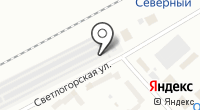 DRAGON на карте