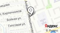 Поликлиника №4 на карте