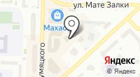 Центр шиносервиса на ул. Шумяцкого на карте
