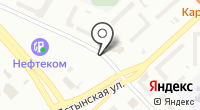 Маркет на карте