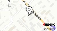 АвтоБрат на карте