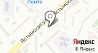 Салончик на карте