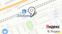 Транзитное на карте