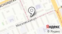 Любакс на карте