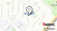 Хозяйственник на карте