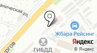 Городская поликлиника №14 на карте