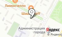 Почтовое отделение БРАТСК 8 на карте