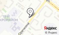 Почтовое отделение АНГАРСК 41 на карте