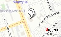 Почтовое отделение АНГАРСК 21 на карте