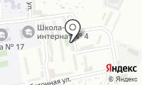 Почтовое отделение ЧИТА 3 на карте